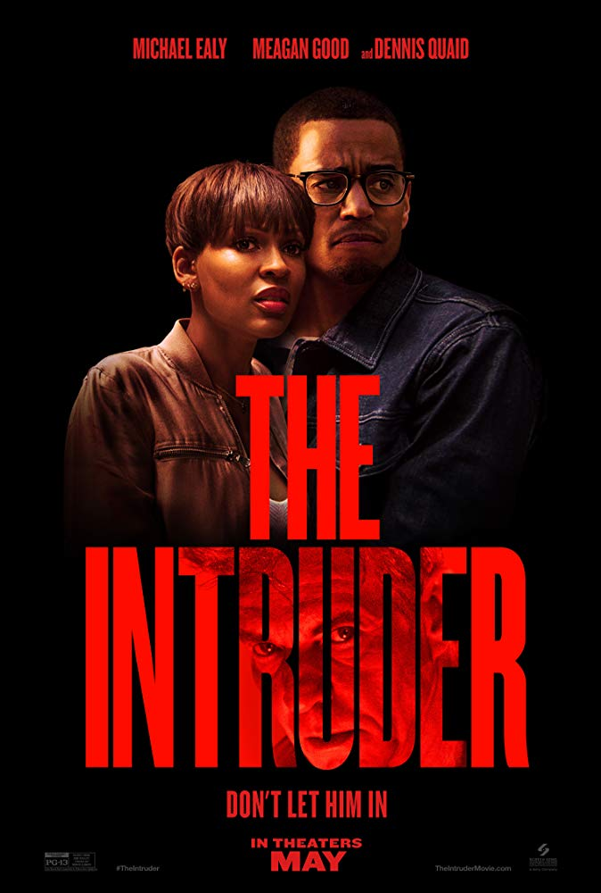 "Movie poster image for ""THE INTRUDER"""