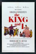 Poster of THE KING AND I