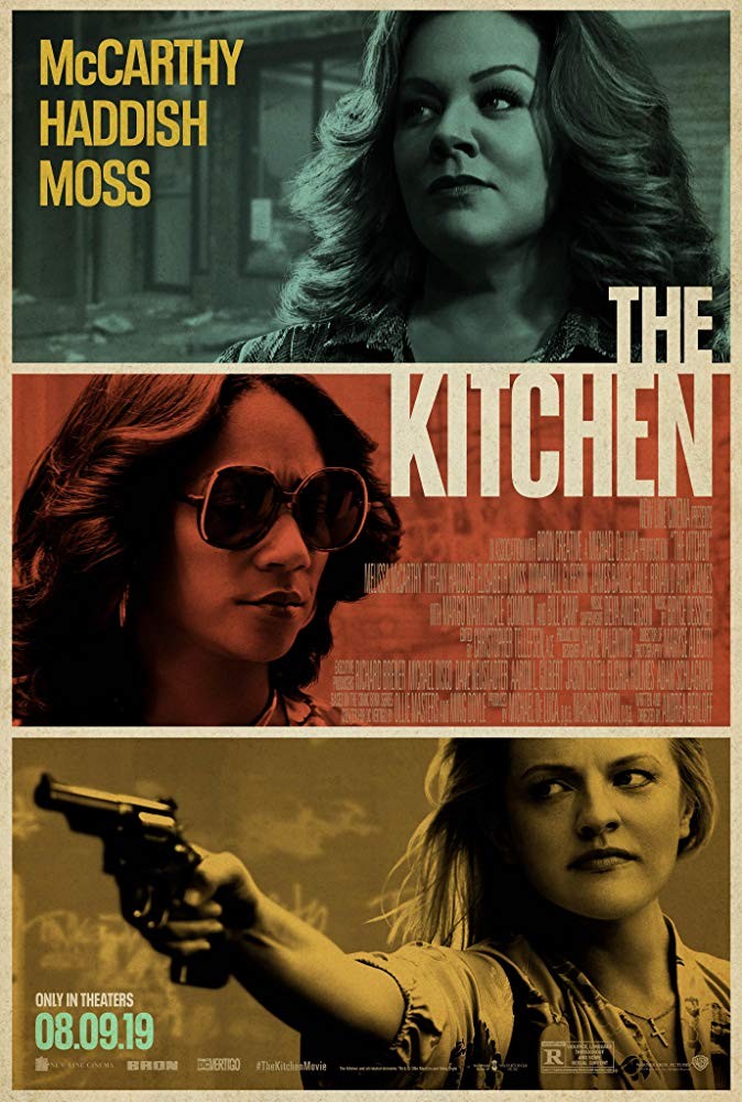 "Movie poster image for ""THE KITCHEN"""