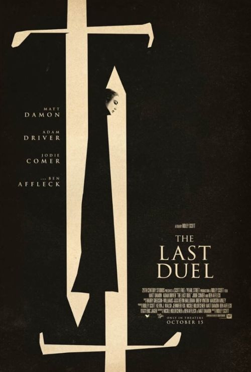 Movie poster image for THE LAST DUEL