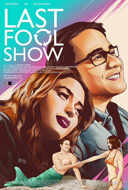 "Movie poster image for ""THE LAST FOOL SHOW"""