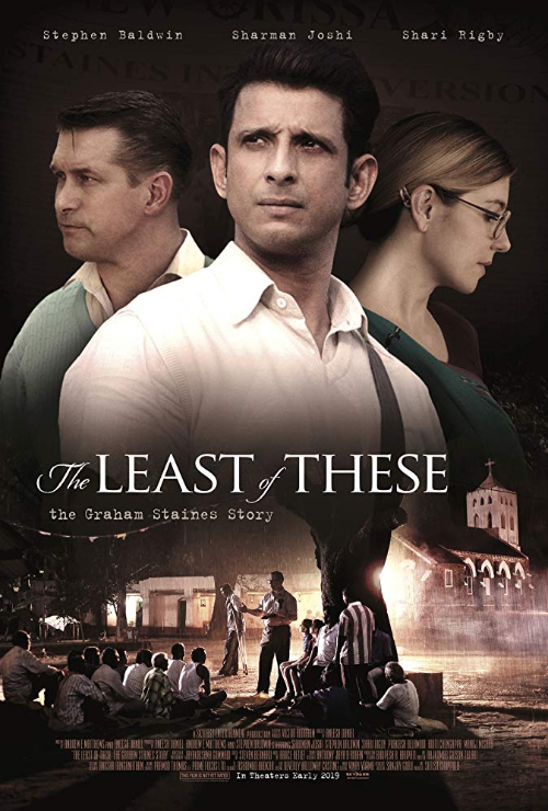 "Movie poster image for ""THE LEAST OF THESE: THE GRAHAM STAINES STORY"""