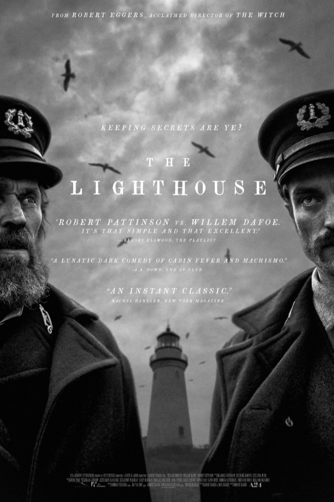 "Movie poster image for ""THE LIGHTHOUSE"""