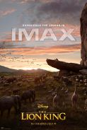 Poster of THE LION KING in IMAX