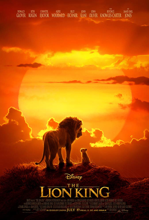 """Movie poster image for """"OPENING NIGHT FAN EVENT: THE LION KING"""""""