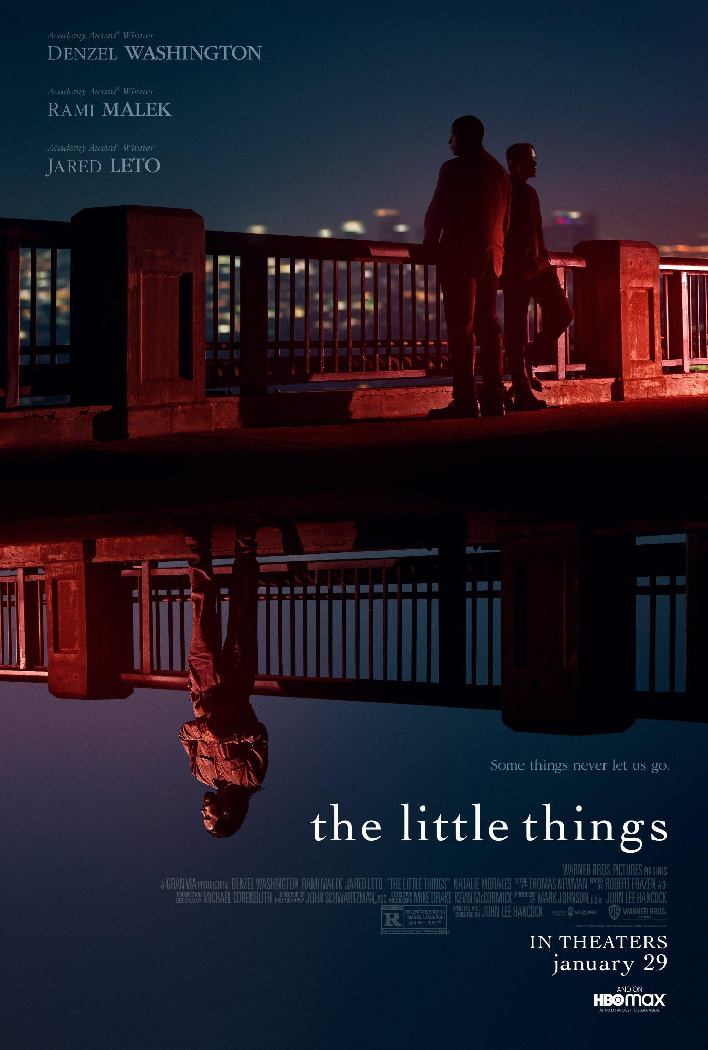 Movie poster image for THE LITTLE THINGS