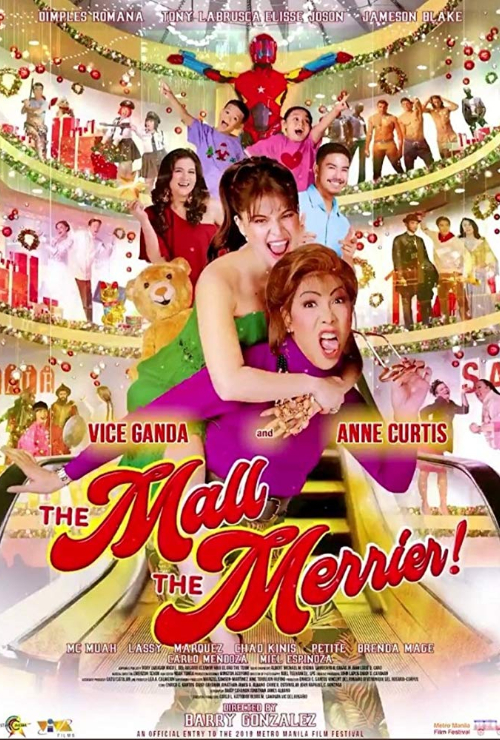 """Movie poster image for """"THE MALL, THE MERRIER"""""""