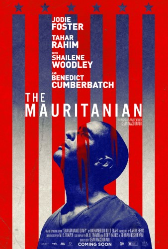 Movie poster image for THE MAURITANIAN