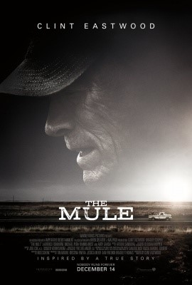 "Movie poster image for ""THE MULE"""