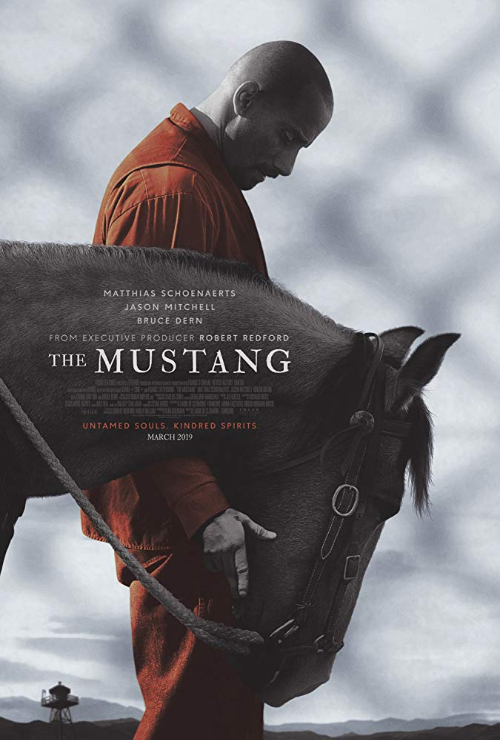 "Movie poster image for ""THE MUSTANG"""