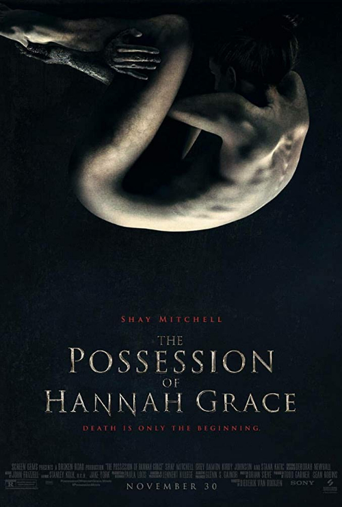 "Movie poster image for ""THE POSSESSION OF HANNAH GRACE"""