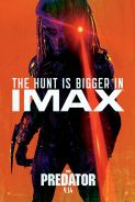 THE PREDATOR in IMAX