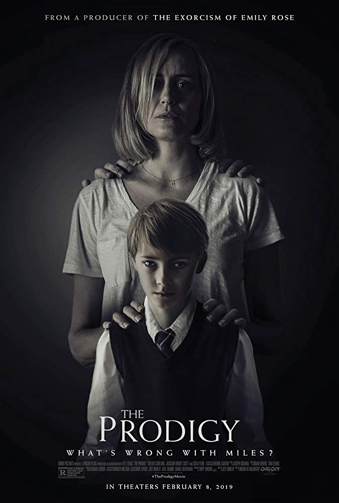 "Movie poster image for ""THE PRODIGY"""