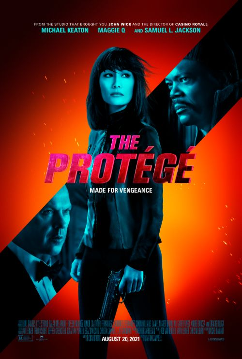 Movie poster image for THE PROTÉGÉ
