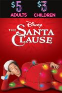 Movie poster image for THE SANTA CLAUSE