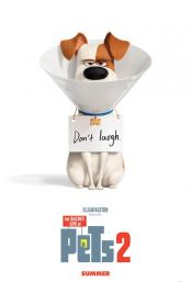 """Movie poster image for """"THE SECRET LIFE OF PETS 2"""""""