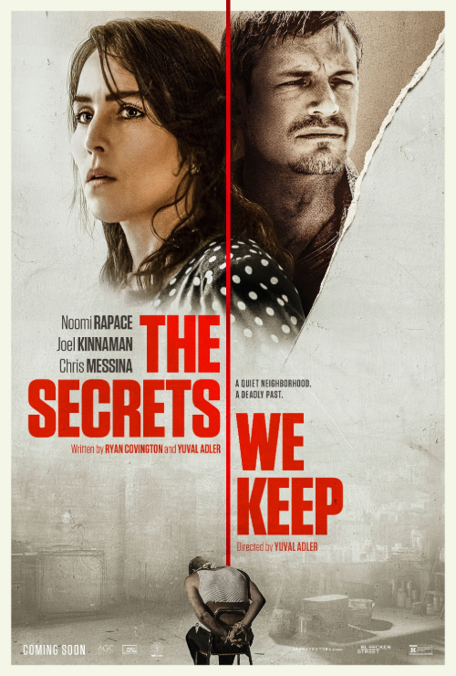 Movie poster image for THE SECRETS WE KEEP