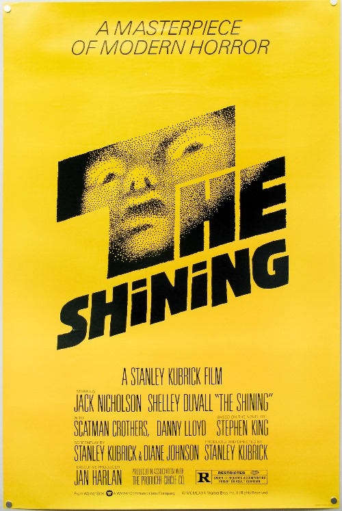 Movie poster image for 'STANLEY KUBRICK'S THE SHINING'