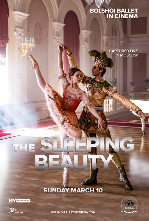 "Movie poster image for ""BOLSHOI BALLET: THE SLEEPING BEAUTY"""