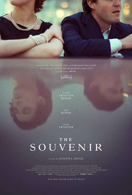 """Movie poster image for """"THE SOUVENIR"""""""
