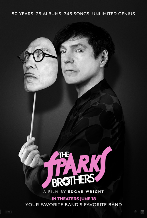 Movie poster image for THE SPARKS BROTHERS