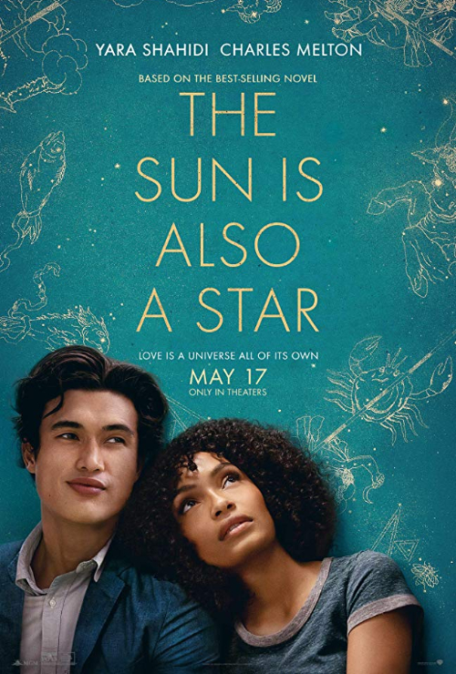 """Movie poster image for """"THE SUN IS ALSO A STAR"""""""