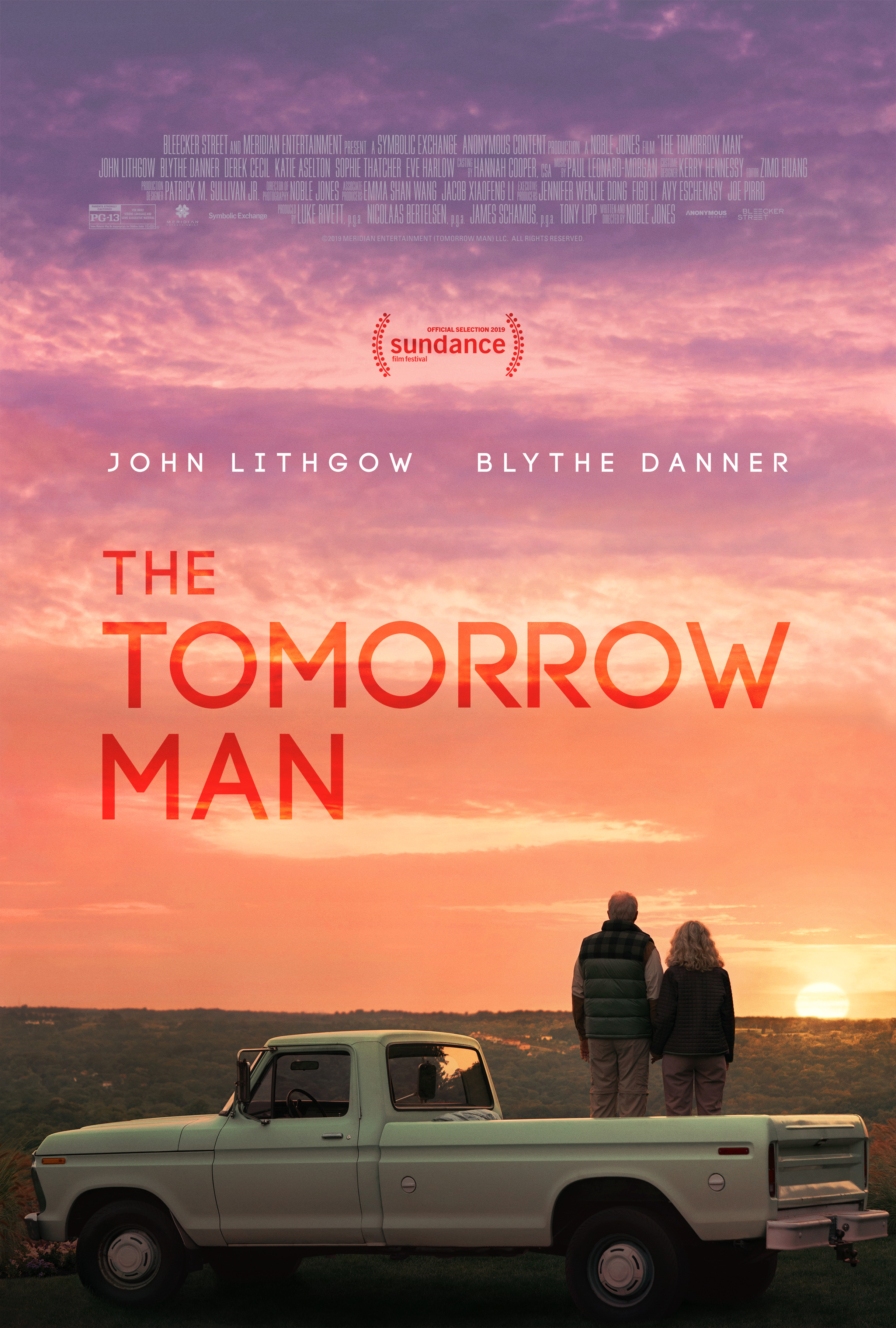 """Movie poster image for """"THE TOMORROW MAN"""""""
