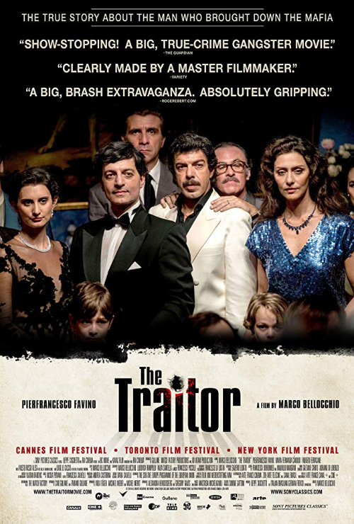 "Movie poster image for ""THE TRAITOR"""