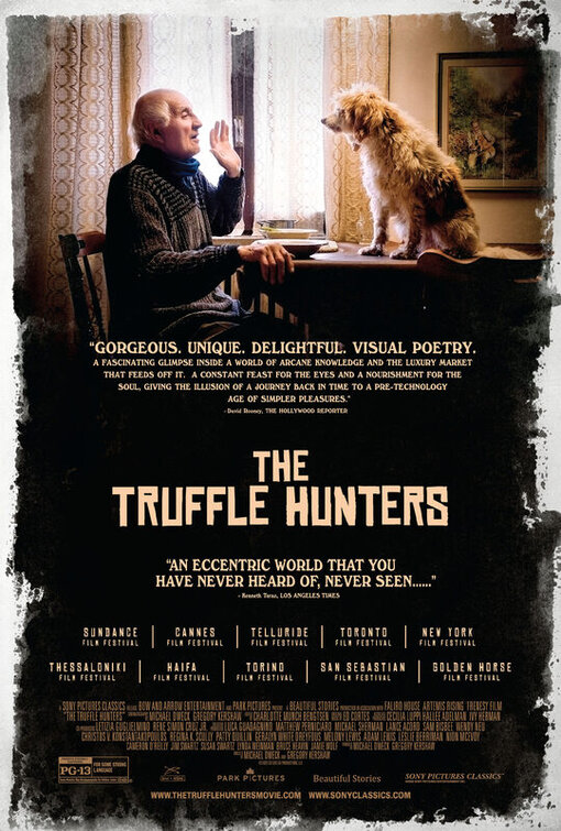 Movie poster image for THE TRUFFLE HUNTERS