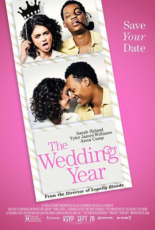 "Movie poster image for ""THE WEDDING YEAR"""