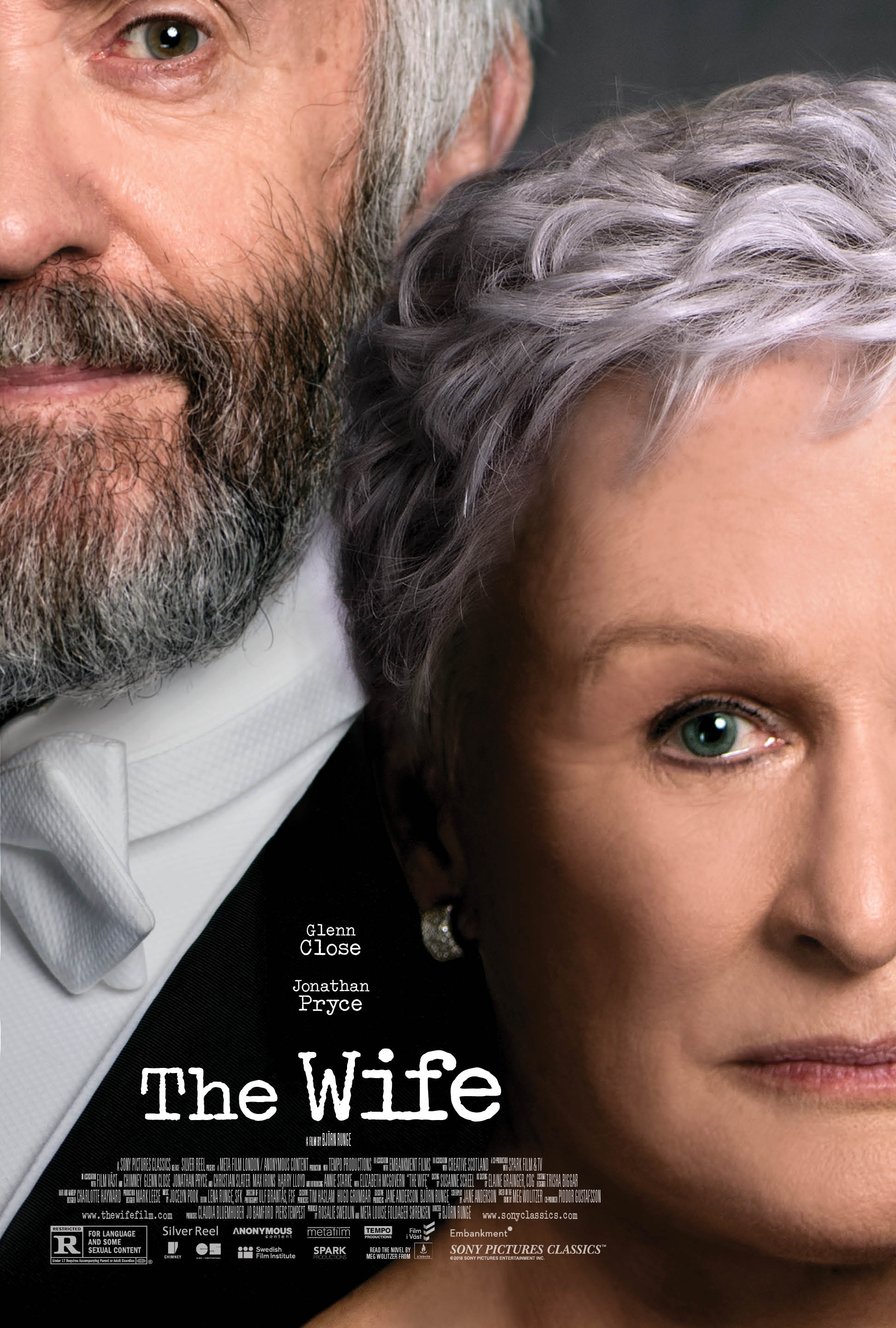 "Movie poster image for ""THE WIFE"""