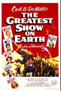 Movie poster image for THE GREATEST SHOW ON EARTH