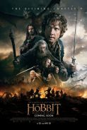 Poster of THE HOBBIT: THE BATTLE OF FIVE ARMIES