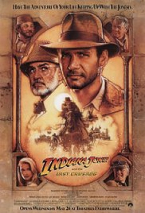 Movie poster image for INDIANA JONES AND THE LAST CRUSADE