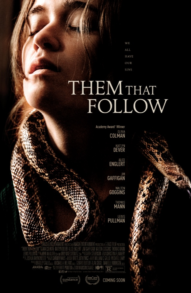 "Movie poster image for ""THEM THAT FOLLOW"""