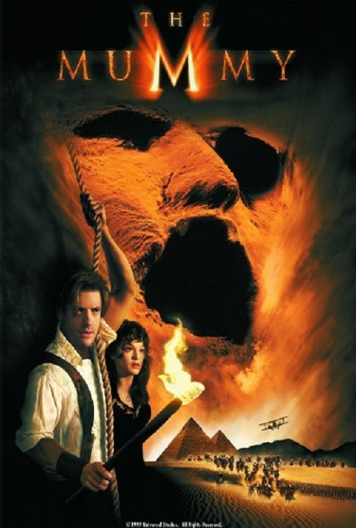 """Movie poster image for """"THE MUMMY (1999)"""""""