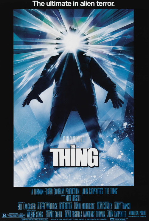 "Movie poster image for ""THE THING - HORROR FEST"""