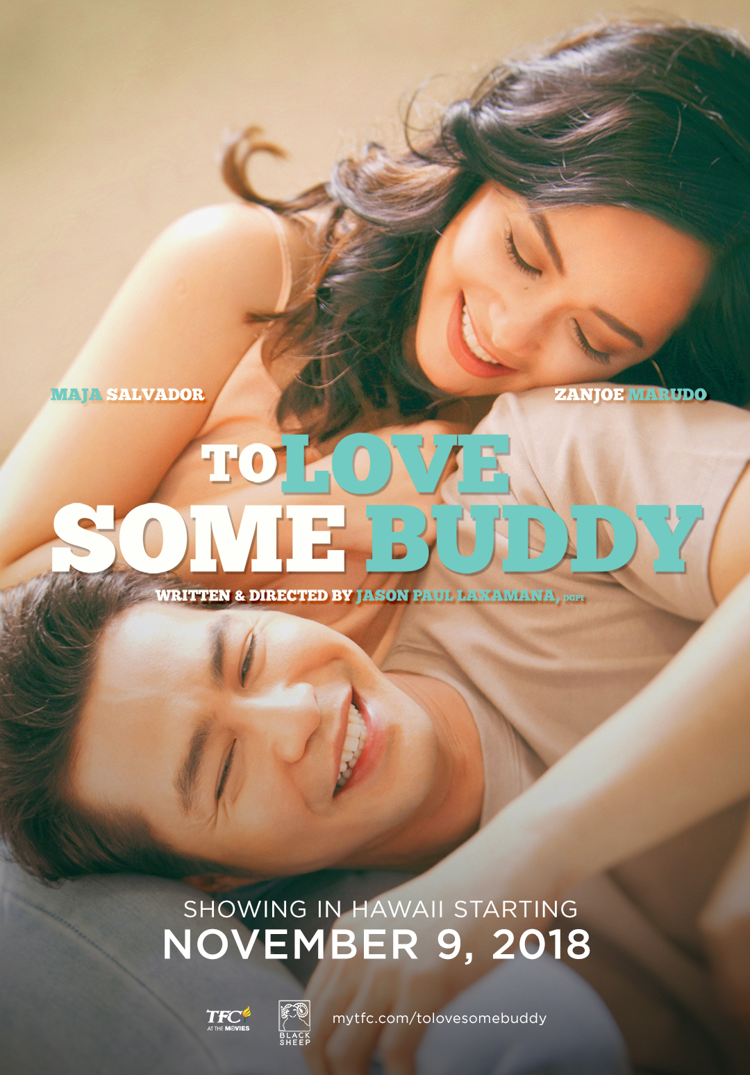 """Movie poster image for """"TO LOVE SOME BUDDY"""""""