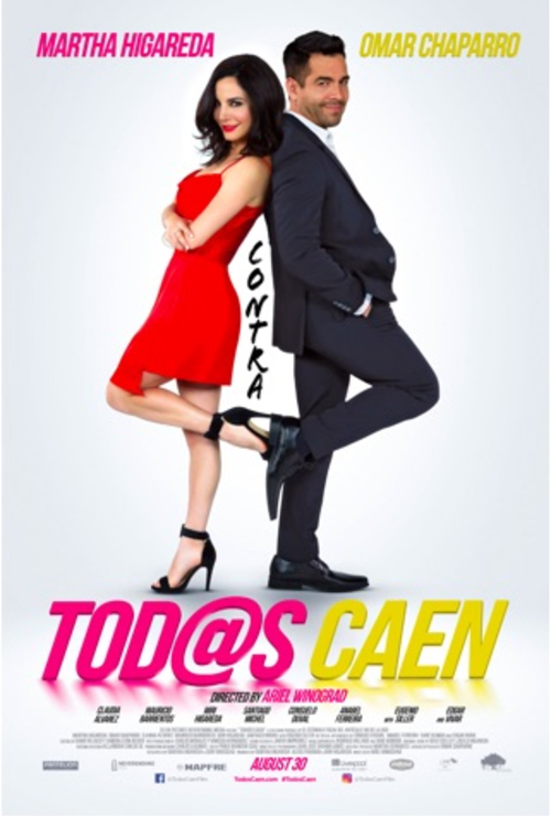 "Movie poster image for ""TOD@S CAEN"""