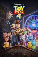 Movie poster image for TOY STORY 4