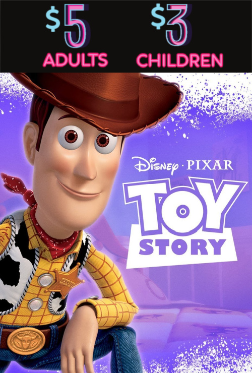 Movie poster image for TOY STORY