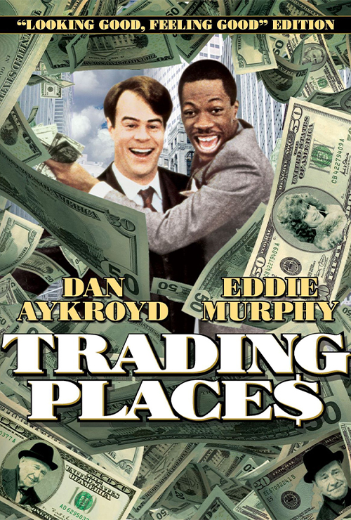 "Movie poster image for ""TRADING PLACES"""