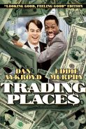 Poster of TRADING PLACES