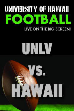 "Movie poster image for ""HAWAII vs. UNLV - UH Football"""