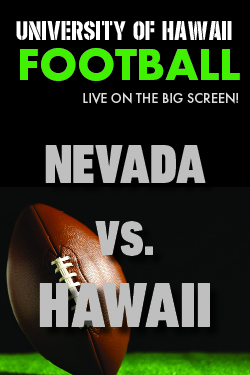 "Movie poster image for ""HAWAII vs. NEVADA - UH Football"""