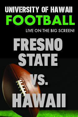 "Movie poster image for ""HAWAII vs. FRESNO STATE - UH Football"""