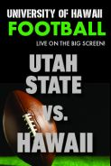 HAWAII vs. UTAH STATE - UH Football