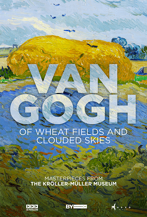 """Movie poster image for """"GREAT ART ON SCREEN: VAN GOGH: OF WHEAT FIELDS AND CLOUDED SKIES"""""""