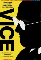 "Movie poster image for ""VICE"""