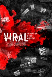 "Movie poster image for ""VIRAL: ANTISEMITISM IN FOUR MUTATIONS"""